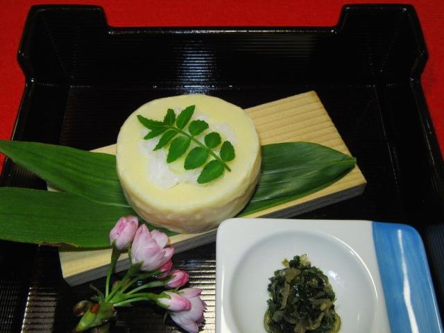 木の芽寿司,筍料理,お凌ぎの献立