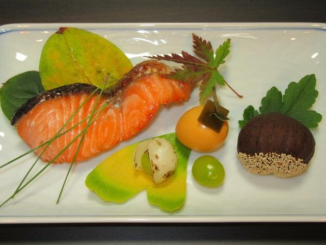 さけの西京焼き,秋鮭の味噌漬け