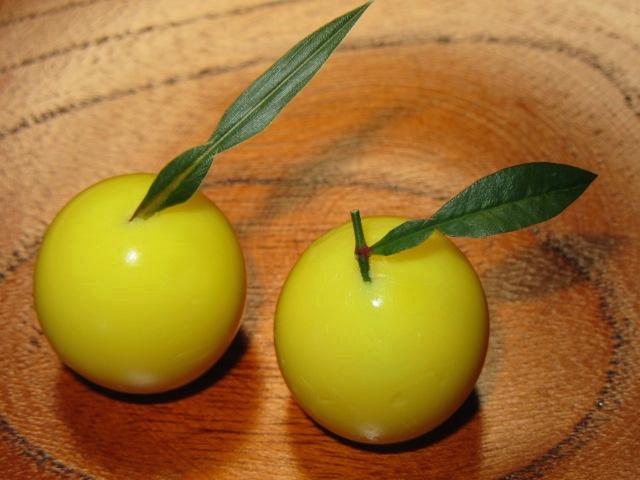 柚子玉子の作り方手順とゆず卵の盛りつけ例