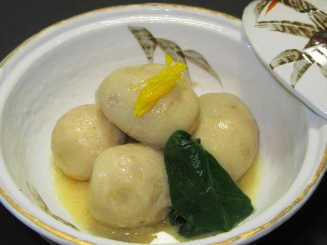洗い子芋の白みそ煮,里芋の西京煮の作り方手順