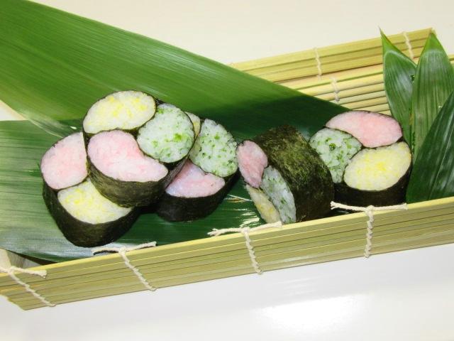 三つ巴寿司