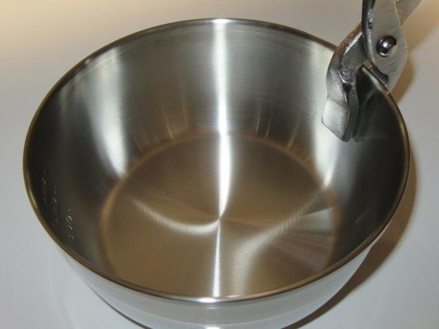 やっとこ鍋とやっとこ,調理道具
