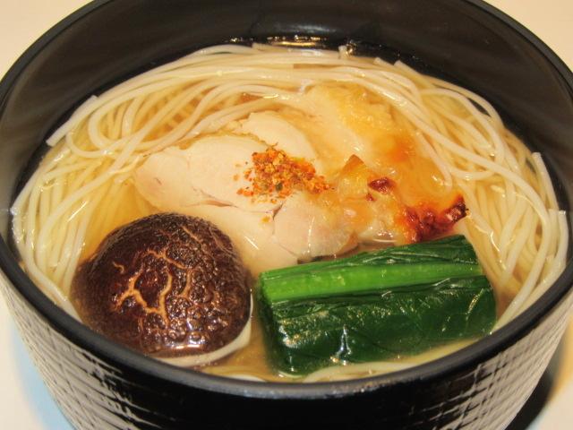 鶏にゅう麺の画像